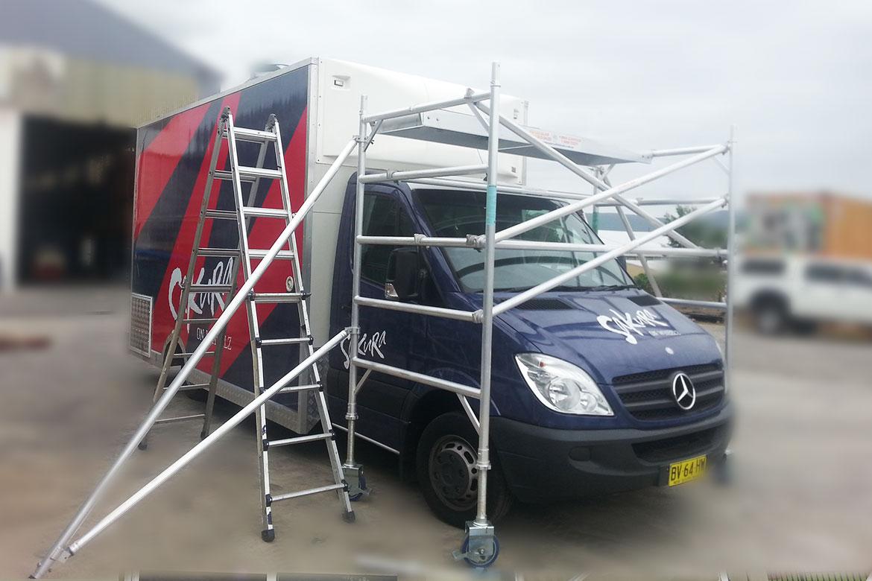 Vehicle Installation